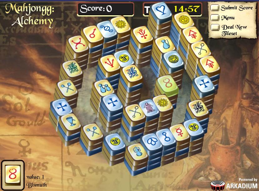 mahjongg spielen