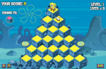 Spongebob Pyramid Peril