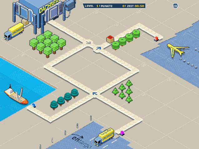 Logistik Spiele Online