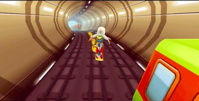 subway surfers kostenlos spielen